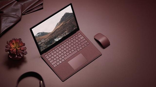 마이크로소프트의 서피스 랩톱(Surface Laptop)