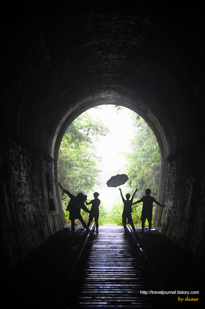 가은 터널