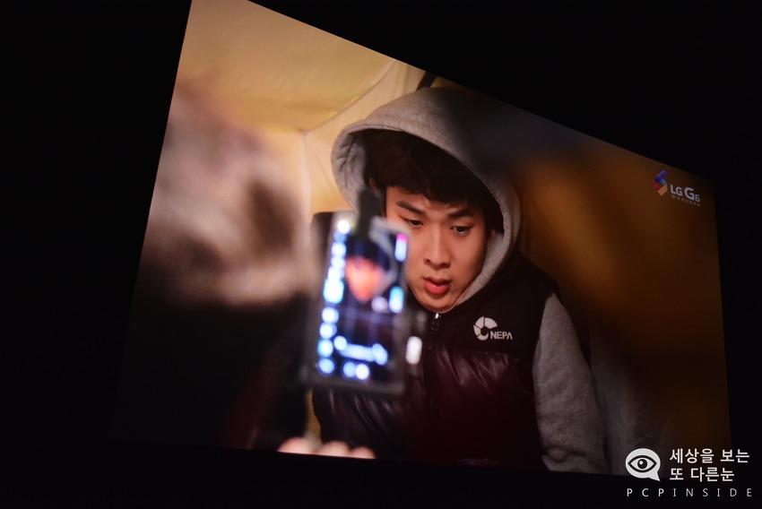 G6로 찍고 G6로 보는 LG G6 18:9 세로 영화제!