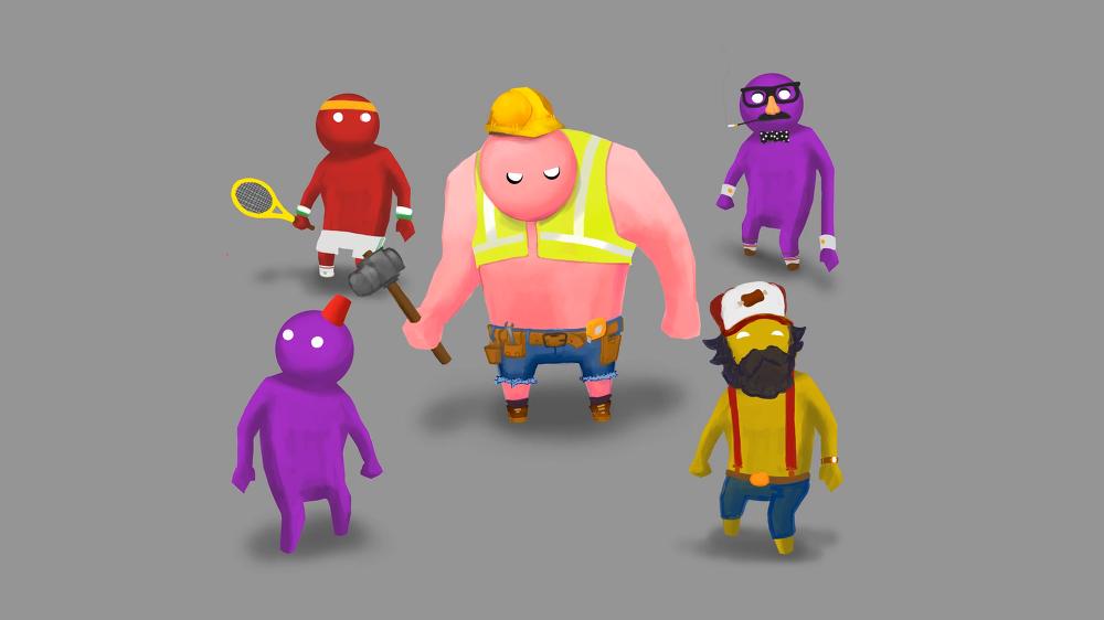 ������� Gang Beasts 003