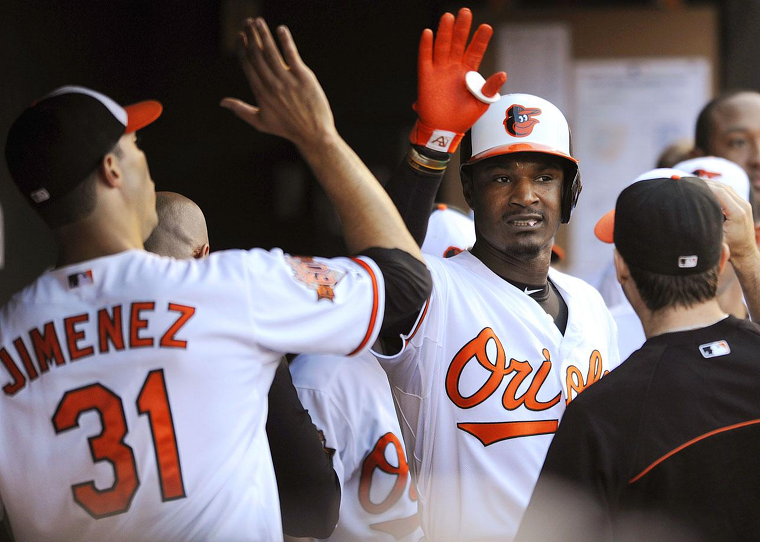 14위 볼티모어 오리올스 Baltimore Orioles: $118,975,833