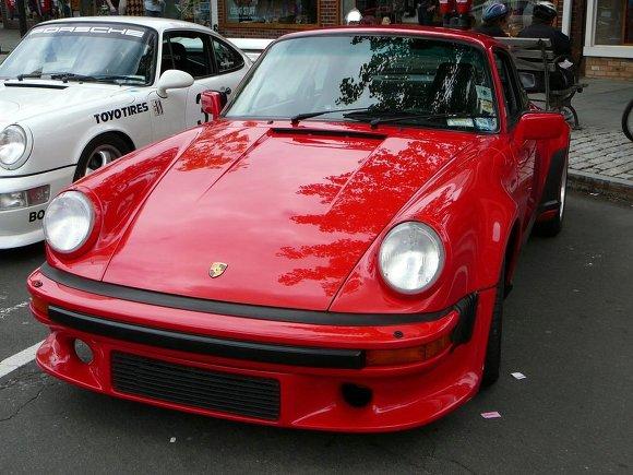 포르쉐 911터보