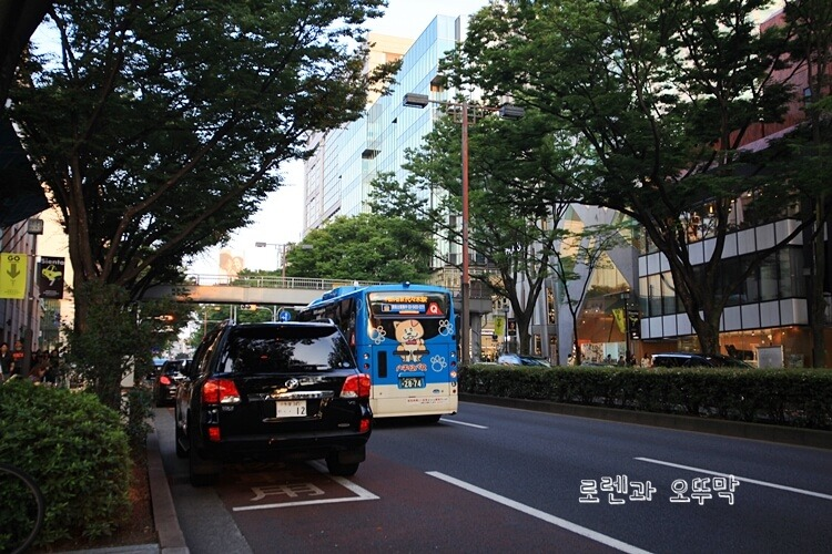 하라주쿠 오모테산도 쇼핑거리 걷기11