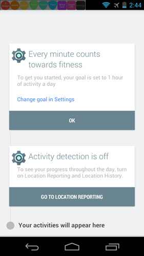 Google Fit Health & Fitness