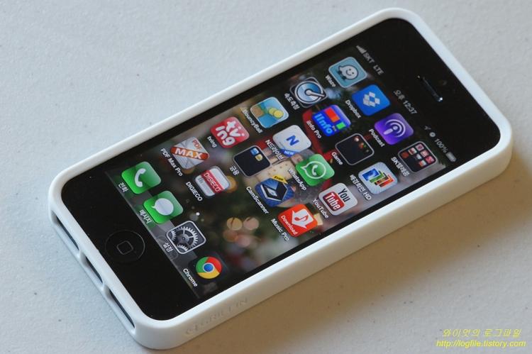 아이폰5 케이스 그리핀 리빌