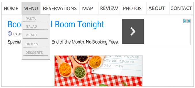 구글 애드센스 정책 계정 정지 이유