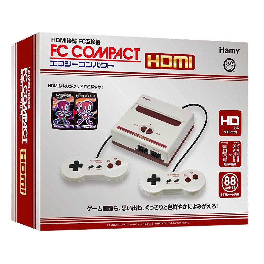 [BP/IT] HDMI 단자 내장 패밀리 호환 FC 컴팩트