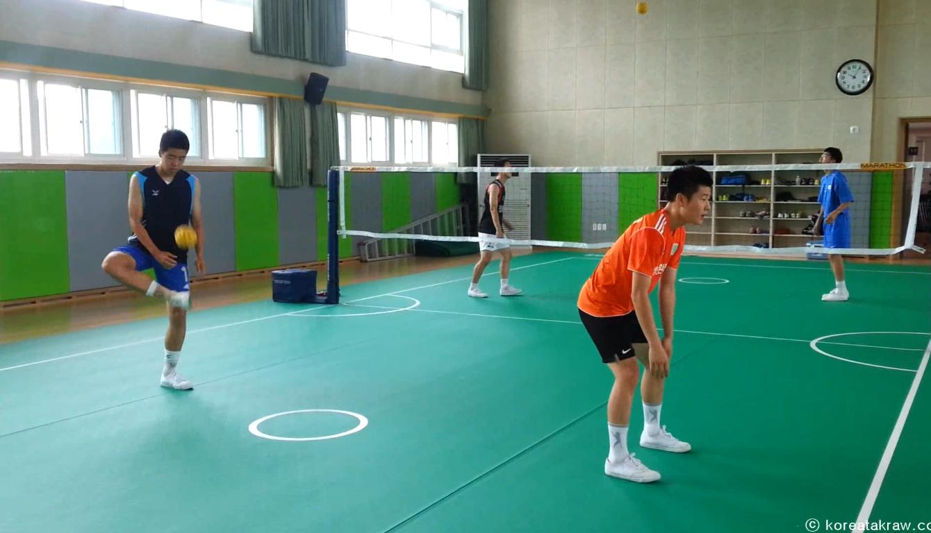 세팍타크로훈련방법_트레이닝_Sepaktakraw_Training