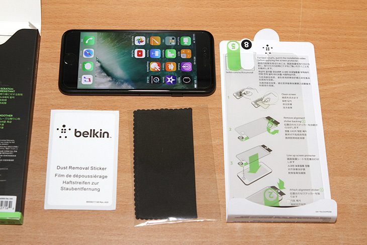 벨킨, 아이폰7, 플러스 ,보호필름, 인비지글라스, 울트라 ,글라스2,IT,IT 제품리뷰,가장 선명도가 높고 가장 액정 같은 느낌인데요. 그중 가장 신제품을 소개 합니다. 벨킨 아이폰7 플러스 보호필름 인비지글라스 울트라 글라스2를 직접 사용해 봤는데요. 샘플 제품이라 박스디자인은 좀 달라질듯 하지만 직접 제품을 만져보며 어떤 느낌인지 알아볼 수 있었습니다. 벨킨 아이폰7 플러스 보호필름 인비지글라스 울트라 글라스2는 고릴라 글래스로 유명한 Corning Story에서 만든 작품 입니다.