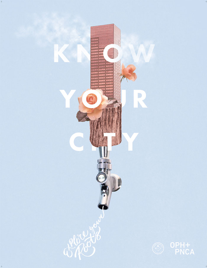 Creative Communication Campaign Posters