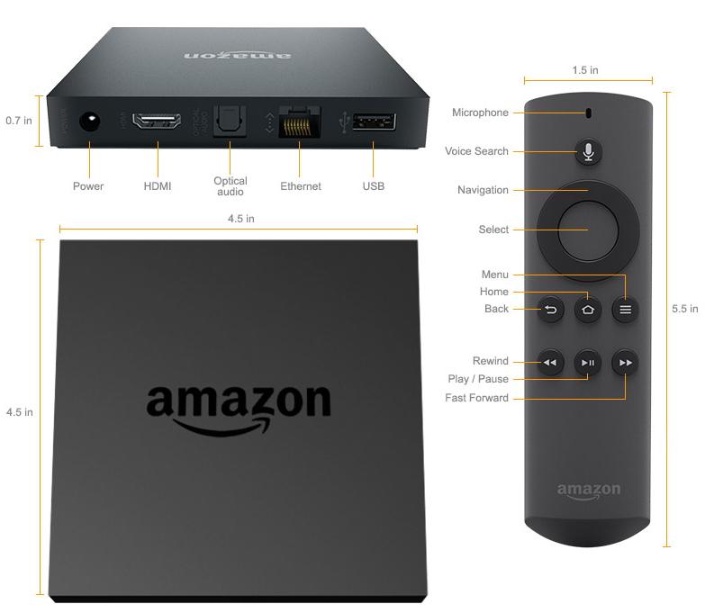 아마존 파이어 TV (Amazon Fire TV)