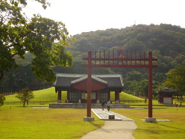 조선 경종 왕릉 - 의릉