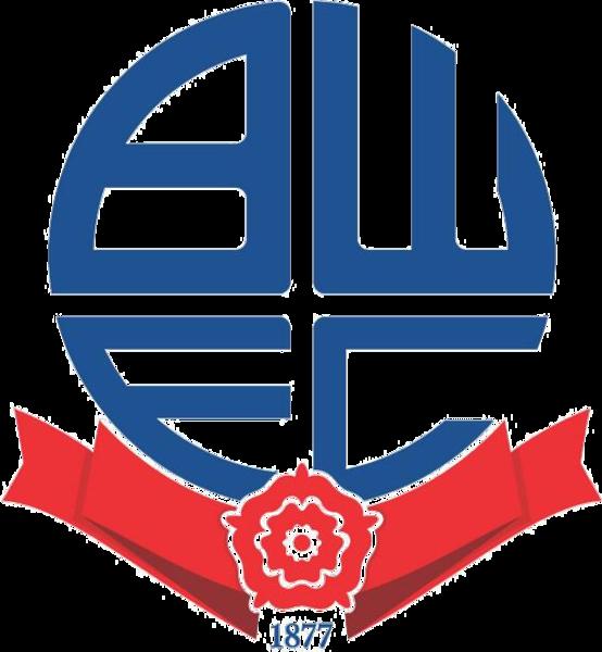 Bolton Wanderers FC emblem(crest)