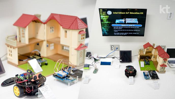 경기창조경제혁신센터 IoT DIY Lab