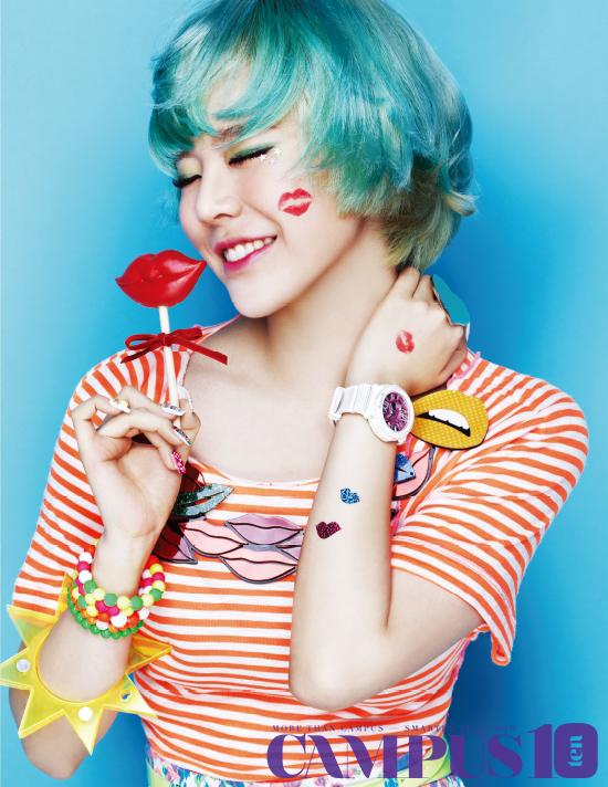 소녀시대 써니 Girl's Generation Sunny