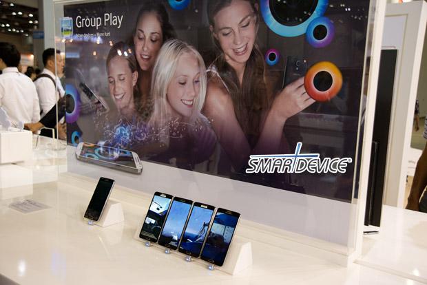 갤럭시 노트3, 동영상 그룹 플레이, Galaxy Note 3, 그룹플레이, Group Play