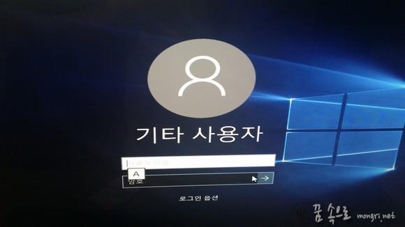 윈도우10 기타 사용자
