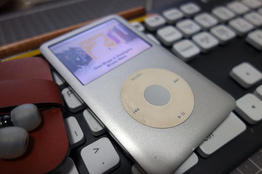 iPod Classic 백업하기