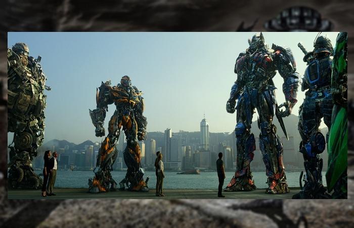 사진: 트랜스포머4 줄거리에 등장하는 결말 부분. 오토봇들은 인간들의 안전을 위해 인간 곁에 남기로 하고 옵티머스는 시드를 가지고 우주로 떠나간다. [영화 트랜스포머4 - 사라진 시대 : 뒷이야기]