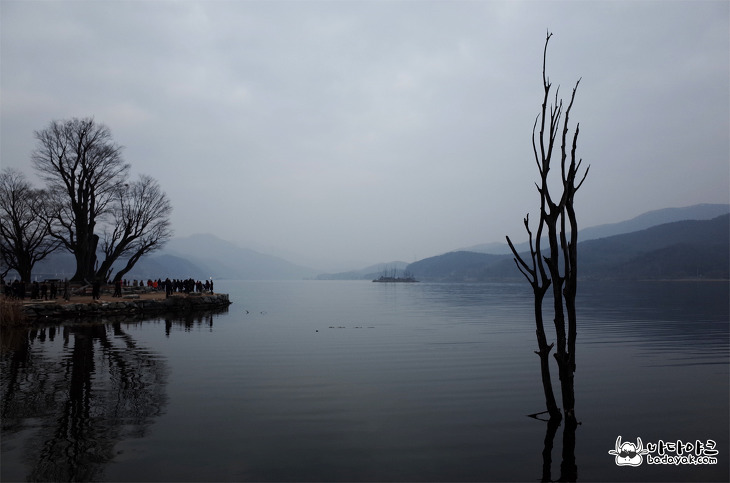 북한강 남한강, 두물머리
