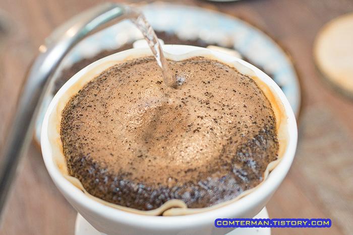 커피 핸드드립