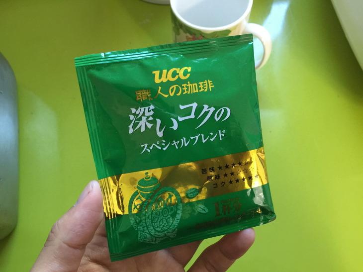 UCC 드립커피 스페셜 블랜드 일본 UCC커피