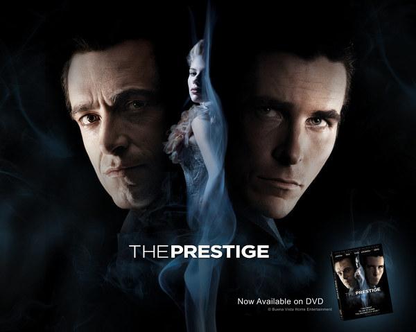 영화속 위대한 실존인물 프레스티지 니콜라테슬라(The Prestige Nikola Tesla)