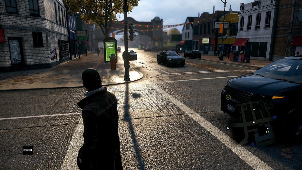 Watch Dogs Theworse Mod Maido