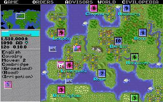문명 1 Civilization 1 (1991)