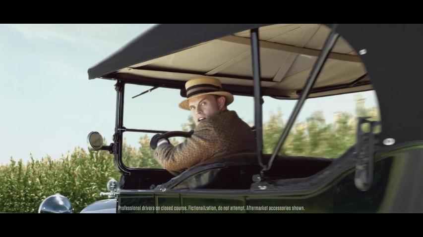 1914년부터 끊임없이 서로 경쟁하던 닷지 형제의 정신을 표현한 Dodge의 TV광고 '닷지 형제의 전설(The Legend of the Dodge Brothers)'편 [한글자막]