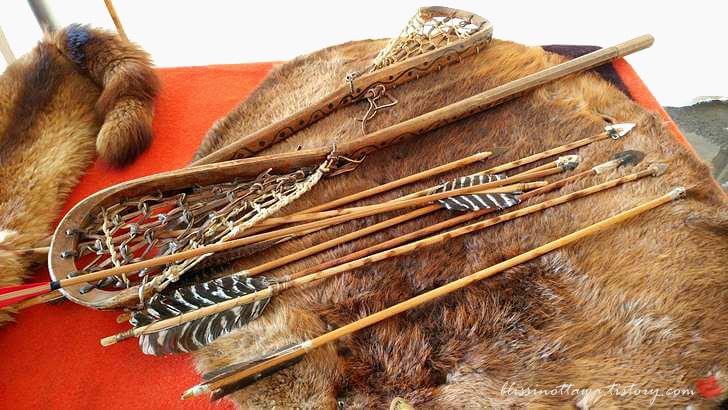 라크로스는 아메리카 인디언의 놀이였습니다
