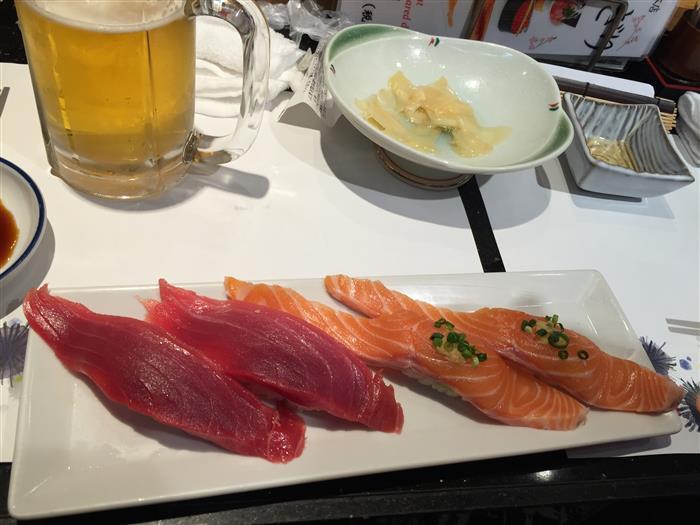 [일본 맛집] 우메가오카의 미도리스시(미도리즈시) 본점!