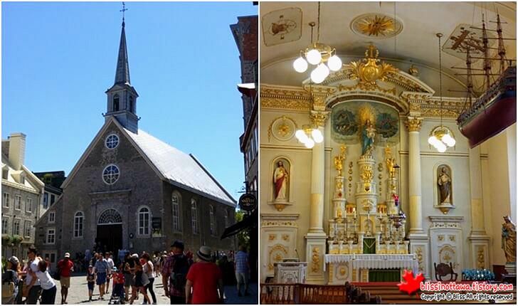 로열 광장 승리의 노르트담 교회