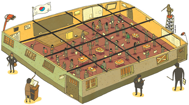 [학교의 안과 밖]교육정책의 황금분할