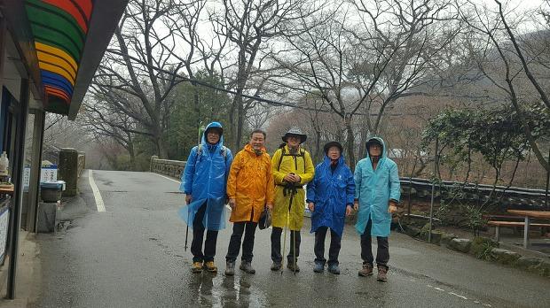 한국 100명산이야기 22 : 부처님이 누워계시는 대륜산