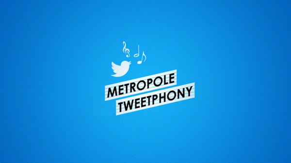 메트로폴 트윗포니의 메인 타이틀