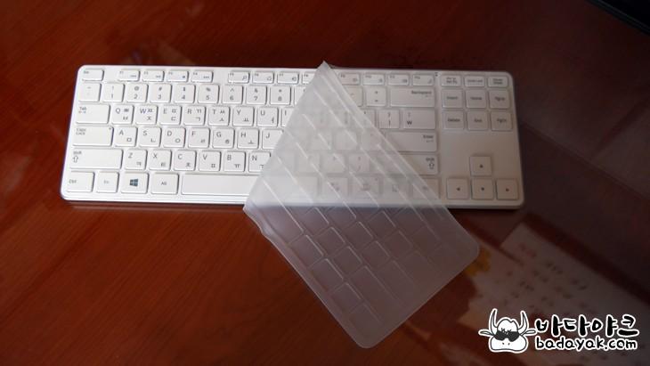 USB 무선 키보드 삼성 AA-SK8PWUW