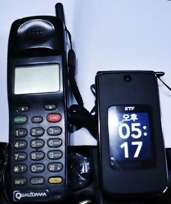 구석기 폰과 신석기폰