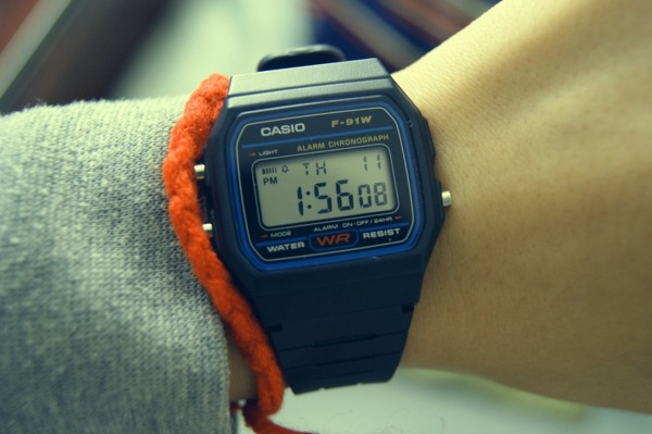 How Can You Tell Someone Is al-Qaida? Look at His Watch!