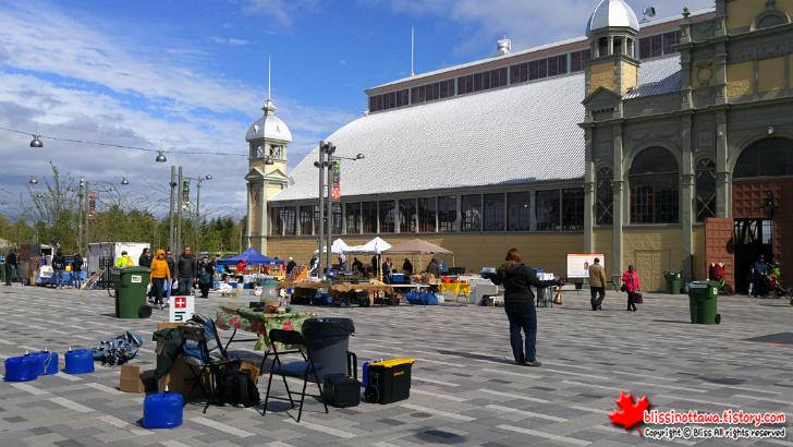 캐나다 오타와 재래시장