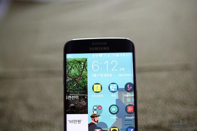 삼성, 삼성전자, 갤럭시 S6, 갤럭시 S6 엣지, 갤럭시 S6 디자인, 갤럭시 S6 엣지 디자인, 갤럭시 S6 엣지 베젤,
