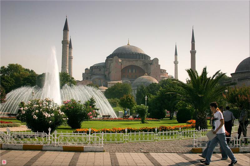 [케논 300D] 소피아성당이 있는 풍경 _ 터키