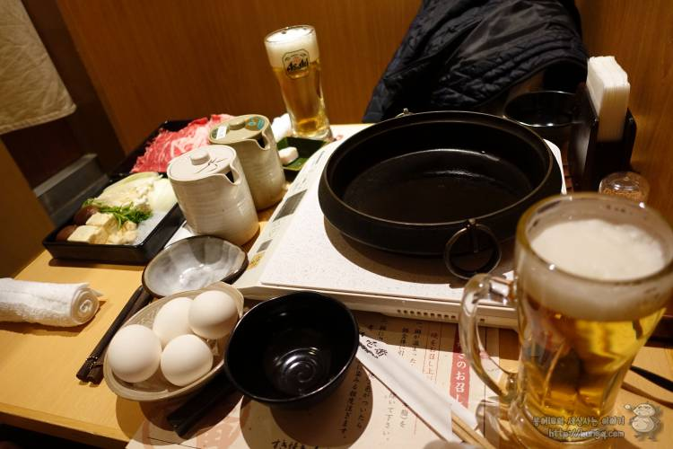 대구공항, 오사카, 오덕, 덕질, 여행, 스끼야끼