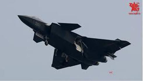 J-20 5세대 중국 스텔스전투기
