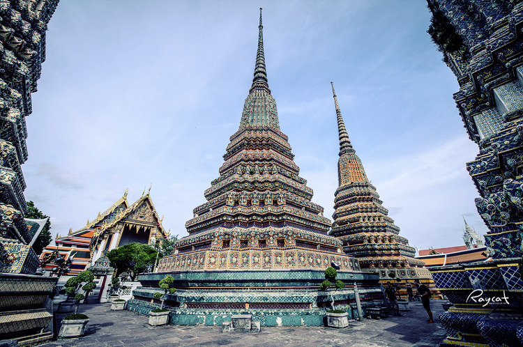 방콕 왓포