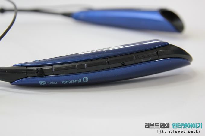 넥벤드형 블루투스, 블루투스 이어폰, LG 톤플러스 HBS-750, 톤플러스