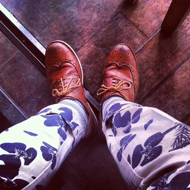 Carhartt Pants And New Balance Shoes