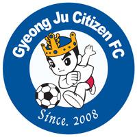 경주시민축구단 emblem(crest)