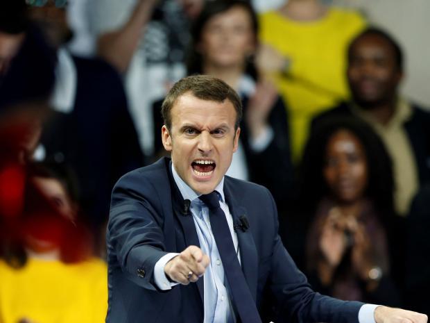 프랑스 '마크롱 현상' 실력이냐 신기루냐
