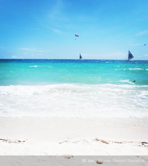 휴양지 바닷가